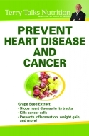 GRAPE SEED EXTRACT: Prevents Heart Disease, Cancer, and More