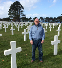 Terry in Normandy