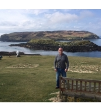 Terry visits the Isle of Man, between England and Ireland